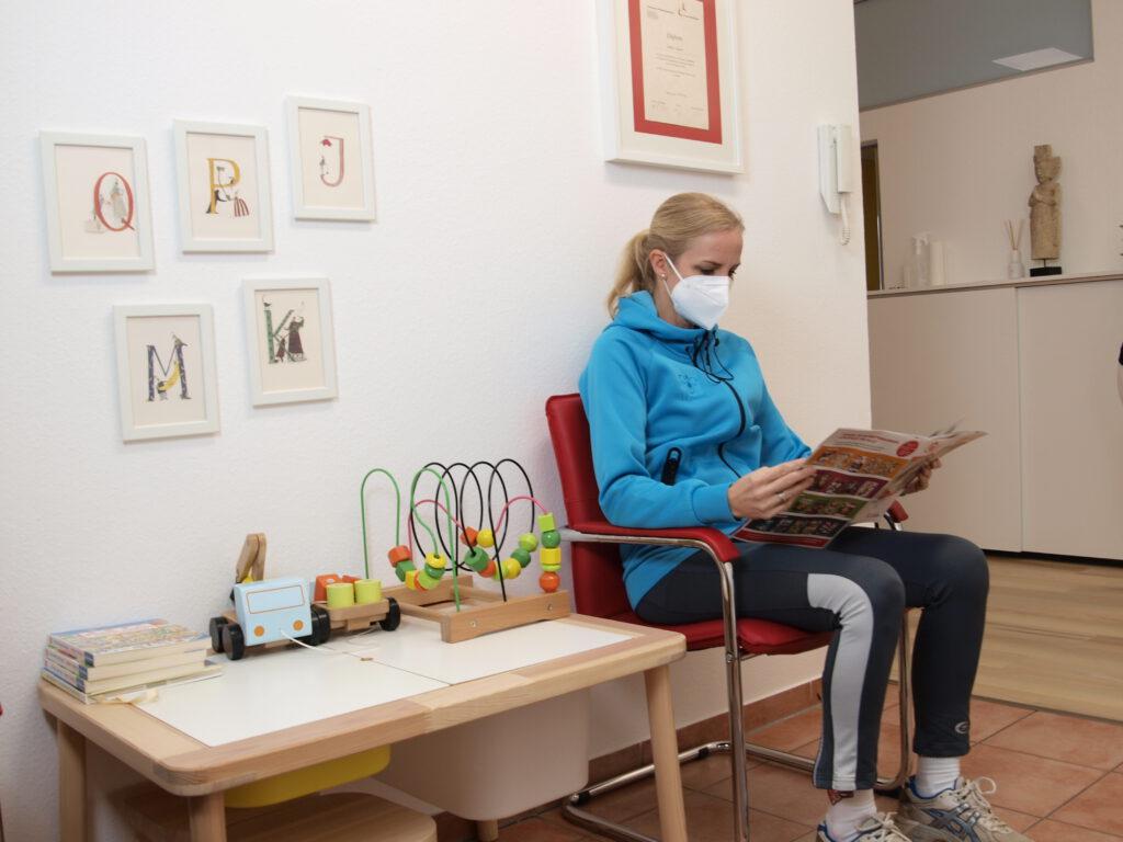 PHYSIOTHERAPIE SABINE GLAUER IN DEIDESHEIM